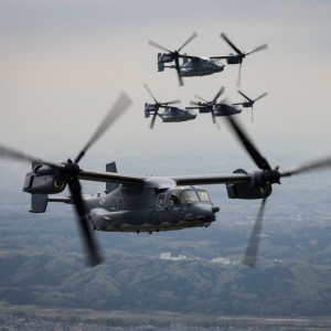 Honeywell awarded $72M contract for repair of assemblies in support of the V-22
