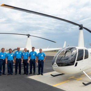 Philippine National Police Chooses R44s for Training