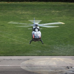Second five-bladed H145 prototype performs maiden flight