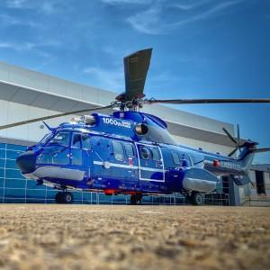 Airbus delivers 1,000th Super Puma