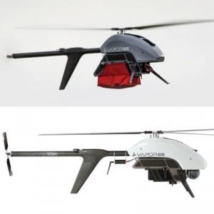 AeroVironment unveils VAPOR all-electric helicopter UAS