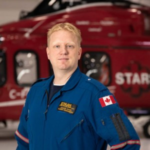 Candian 2019 Paramedic of the Year title won by STARS crew member