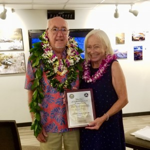 Paradise Helicopters pilot receives FAA Master Pilot Award