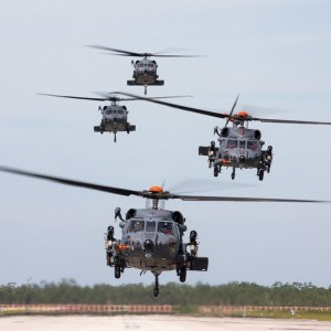 Production approval for Sikorsky HH-60W Combat Rescue Helicopter