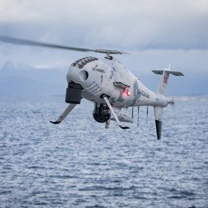 Schiebel completes Camcopter SAR demo in Norway