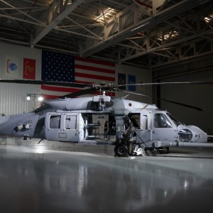 Sikorsky Showcases New Combat Rescue Helicopter