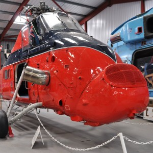 UK Helicopter Museum celebrates 30 years