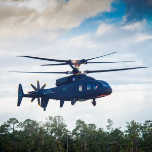 NFAC tests next-generation military helicopter