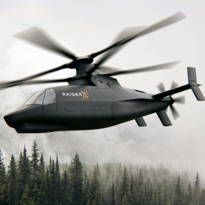 Sikorsky Introduces RAIDER X™