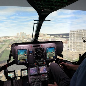 Thales complete Airbus H145 Full Flight Simulator for Helisim Training Center
