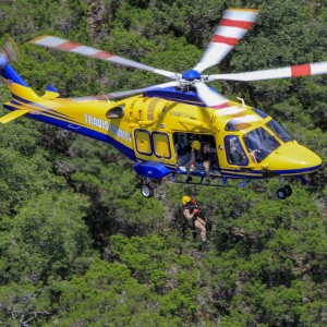 First AW169 EMS Helicopter Fleet in US in Service