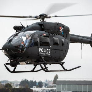Airbus delivers first H145M to Luxembourg