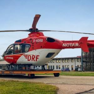 Blood and plasma preserves aboard Christoph 53