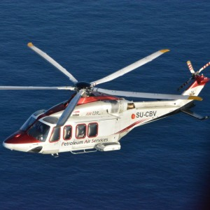 Petroleum Air Services adds 6th AW139