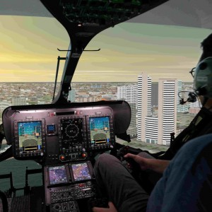 A New H145 Full Flight Simulator for the US