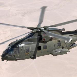 Permali to supply ballistic protection for Royal Navy Commando Merlin fleet