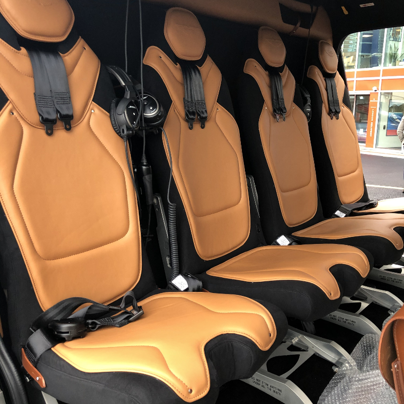 Airbus sells more ACH130 Aston Martin Edition aircraft