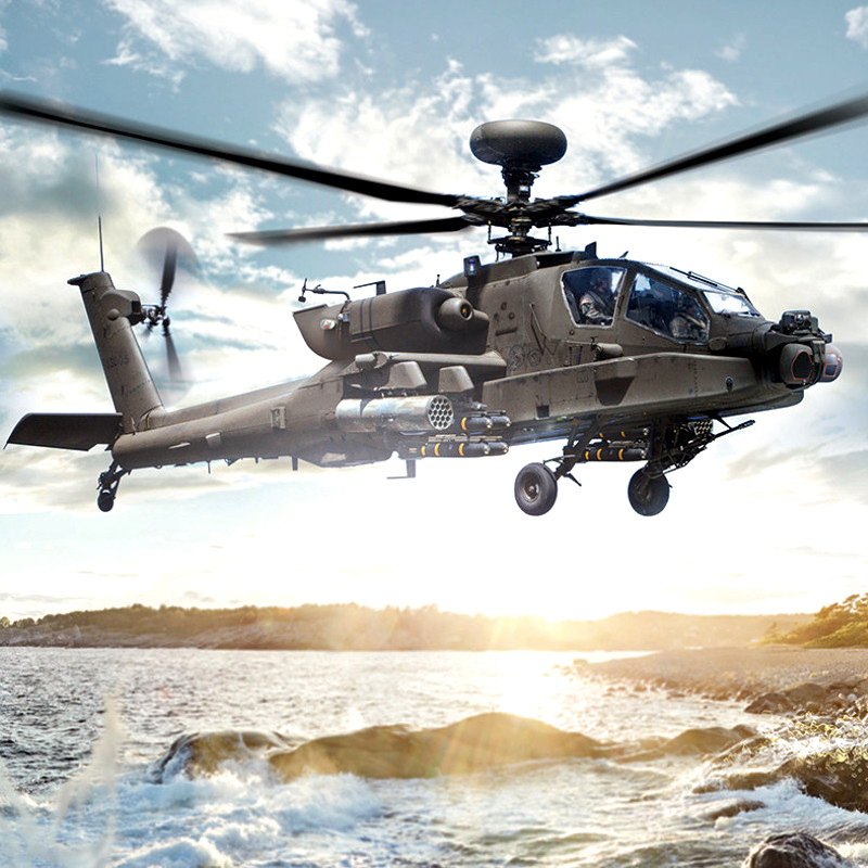 Boeing awarded $39M contract to build AH-64Es