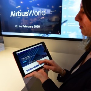 Airbus launches new collaborative customer portal and online Marketplace