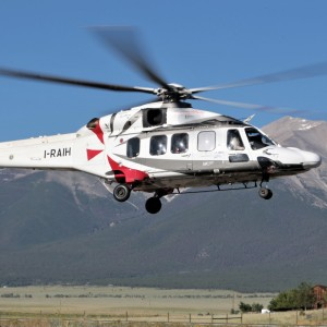 Leonardo announces  the purchase of an AW139 Level D FF)S by Suzuyo & Co of Japan.