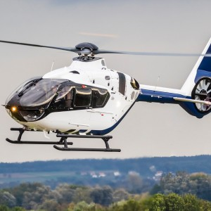 Helibras delivers the first Navy H135