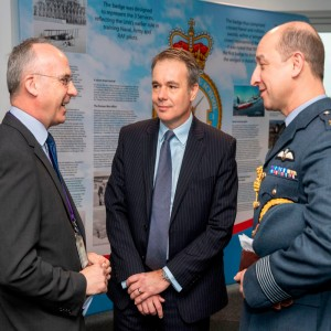 RAF Chief of Air Staff names new helicopter training facility