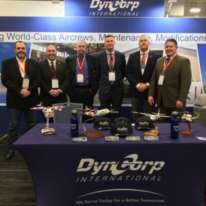 DynCorp International Attends Aerial Firefighting Conference