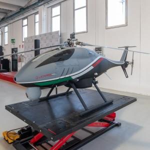 Leonardo extends training capabilities to rotorcraft UAS