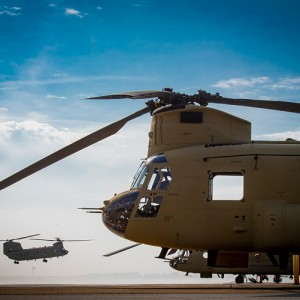 Boeing Delivers First CH-47F Chinook to Royal Netherlands Air Force
