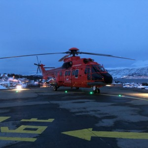 COVID-19 – Super Puma drafted to carry COVID-19 patients in Norway