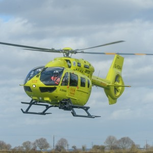 Yorkshire Air Ambulance returns to operational duty