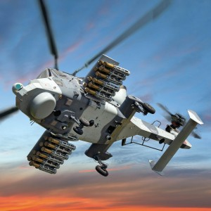 Leonardo AW159 Wildcat conducts first successful firings of Thales 'Martlet' LMM