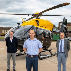 UKMFTS program adds first of four additional Airbus H145s