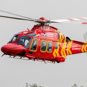 Leonardo delivers its 100th AW169