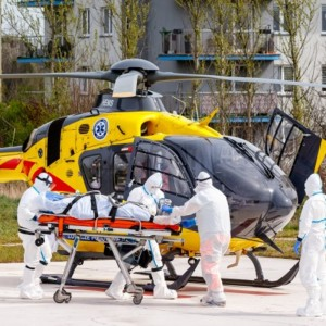 COVID-19 – Airbus Helicopters offers solutions to air ambulance operators in the fight against COVID-19