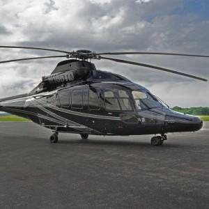 Wysong Enterprises Completes HeliNY H155