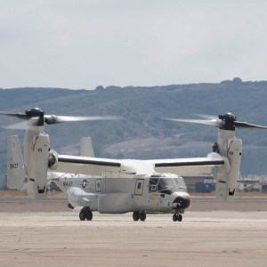 US Navy receives first fleet CMV-22B