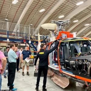 SAFE wins MH-65 maintenance platform contract at UCSG Elizabeth City