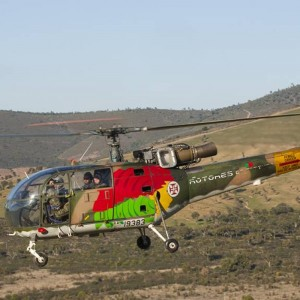 Alouette III helicopter celebrates 57 years with Portuguese Air Force