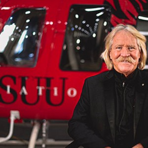 SUU and Chuck Aaron Partner in Helicopter Upset Training