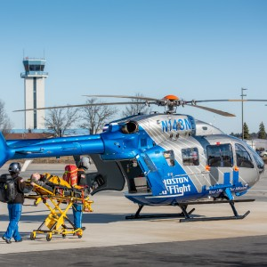 Boston MedFlight Reaches 80,000 Patient Transport Milestone