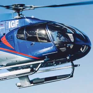 Kaikoura Helicopters partners with marine welfare organisation