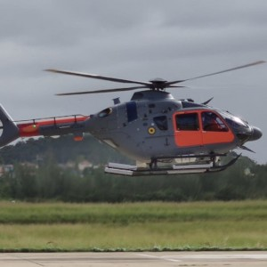 Brazilian Navy receives second of a pair of Airbus H135s
