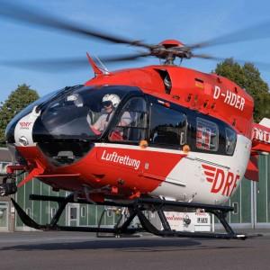 Christoph Dortmund upgrades from BK117 to Airbus H145