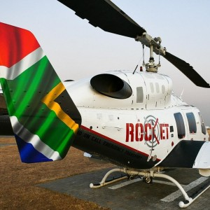New EMS Service Launched in South Africa Operating Bell 222s