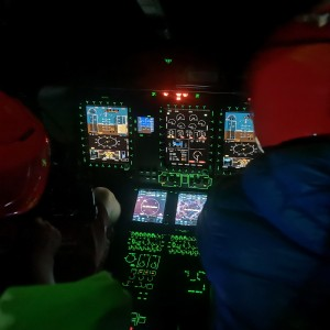 SPAES H145 night vision approvals updated for new tactical radios