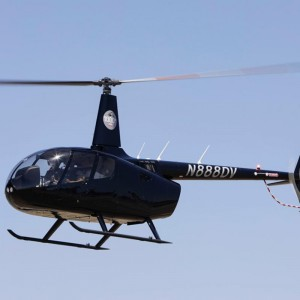 Robinson Delivers R66 Serial Number 1000