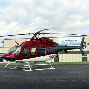Wysong enterprises completes Eagle 407HP for Helicopter Express