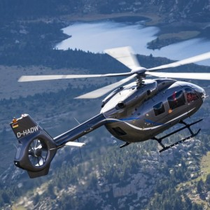 Western Australia police orders first five-bladed H145