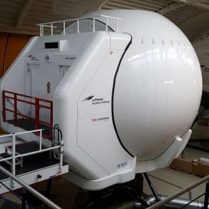 DRF – Lufthansa joint venture adds Airbus H135-H145 full flight simulator